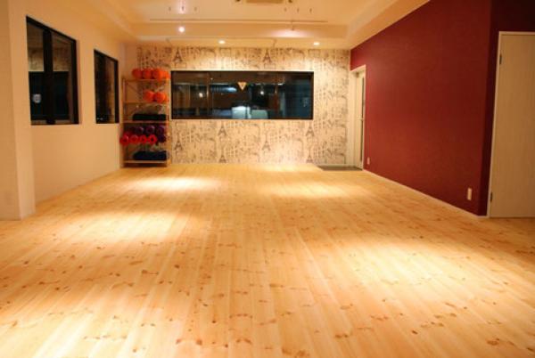 草津の安いホットヨガスタジオの参考画像